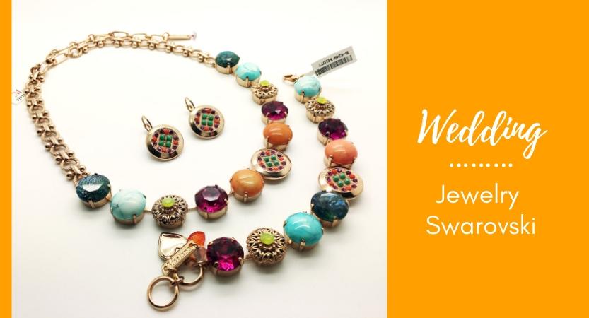 Wedding Jewelry Swarovski
