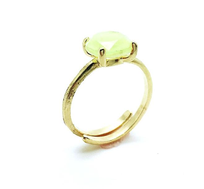 Caribbean Crystal Ring